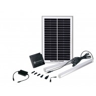 Solartec Global 5W Power House Kit V2 with Solar Accessories