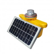 SOLAR AVIATION OBSTRUCTION LOW INTENSITY LIGHT